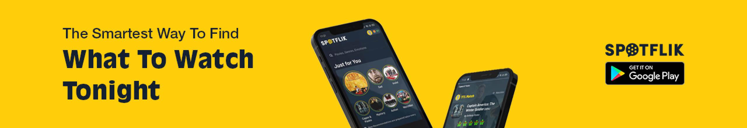 Spotflix App