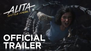 Alita Battle Angel Trailer