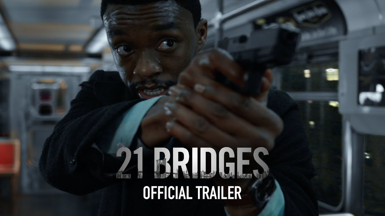 21 bridges movie trailer