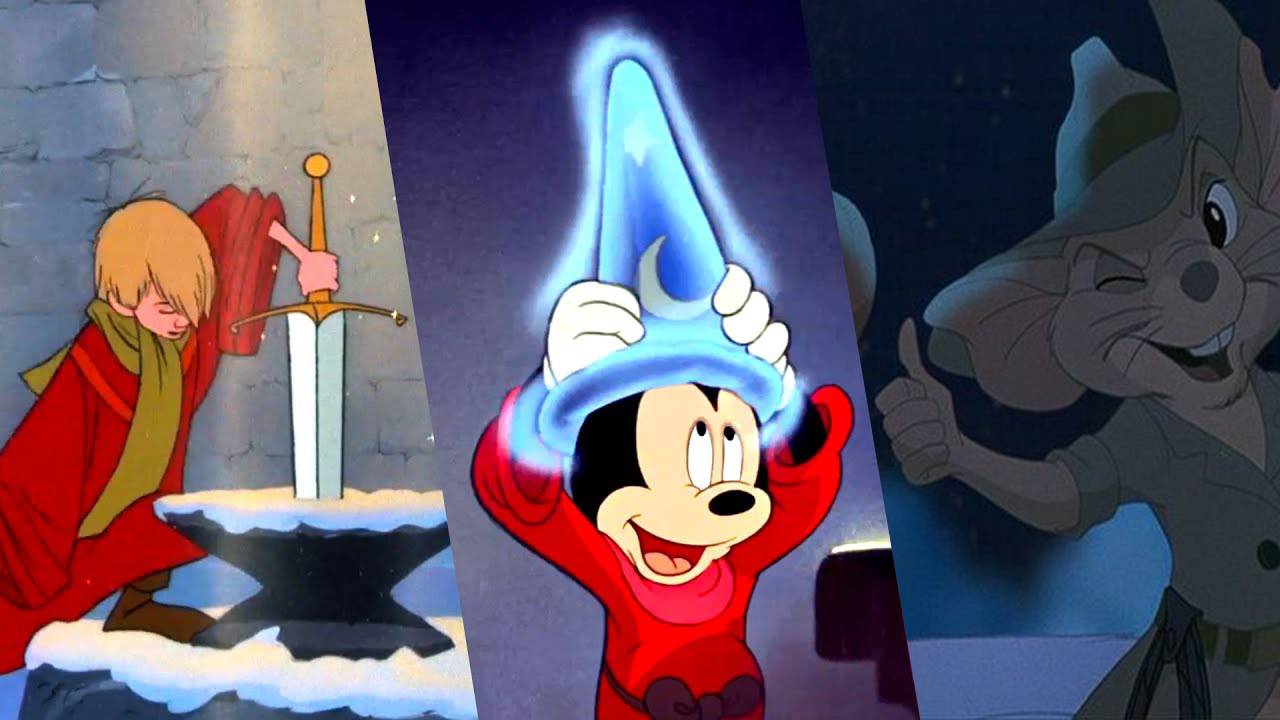 5 Best Disney Animated Movies That Everyone Forgot