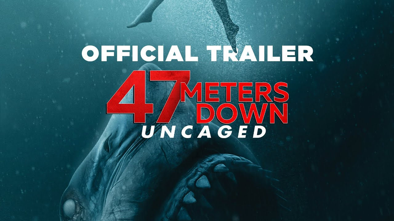 47 meters down trailer