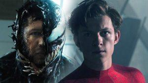 spiderman cameo in venom