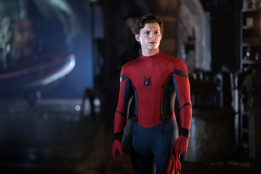 spiderman return