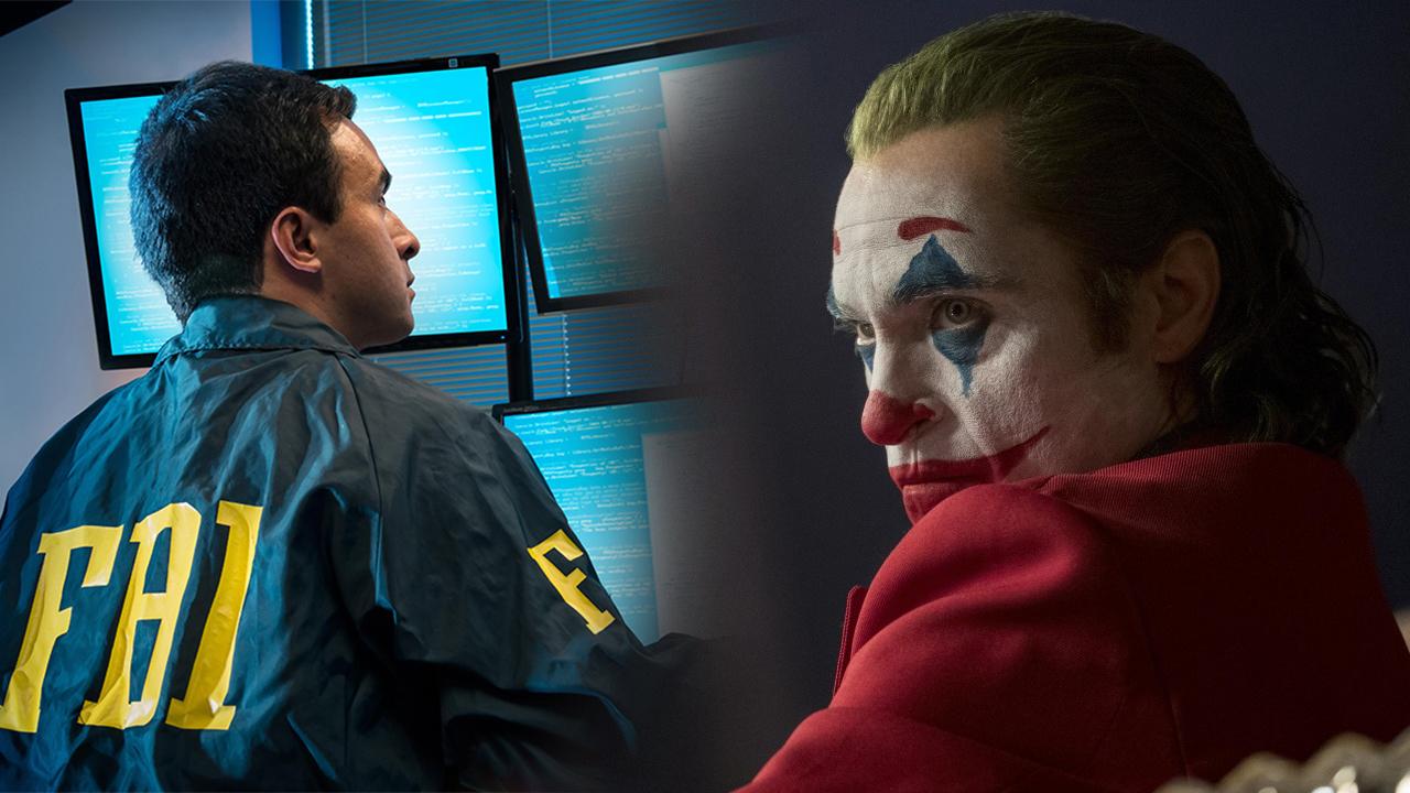 Joker social media posts