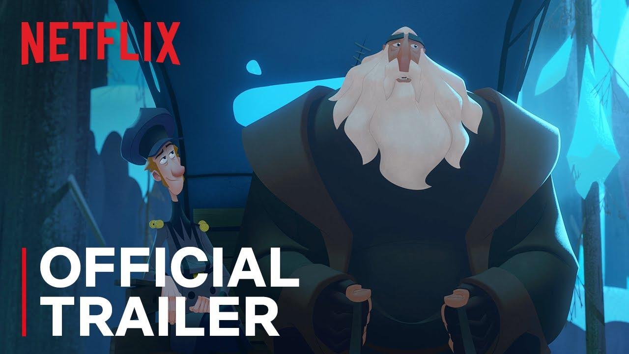 Klaus trailer