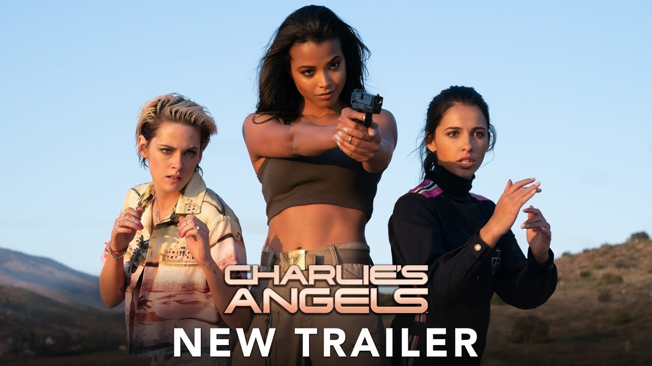 Charles Angels Trailer