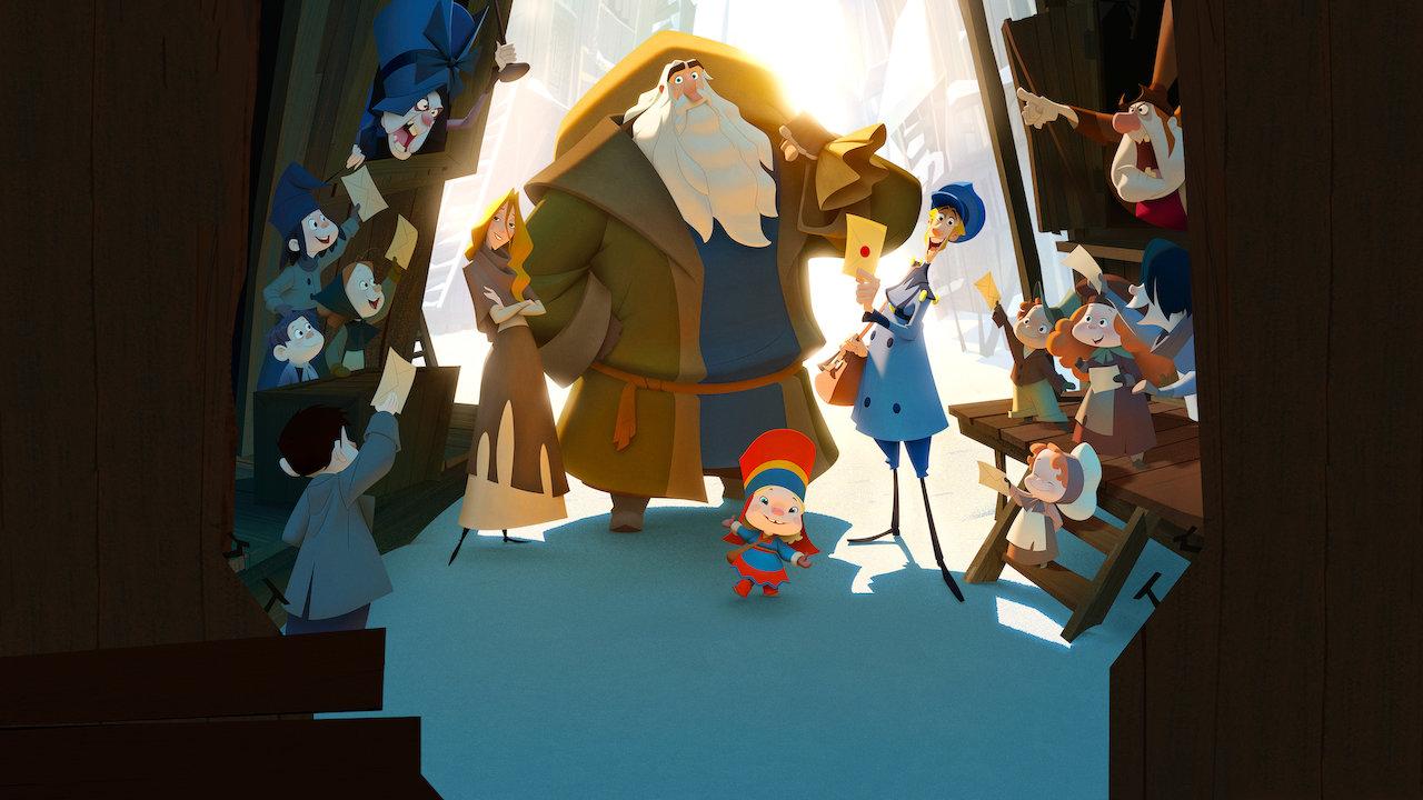 animated movie