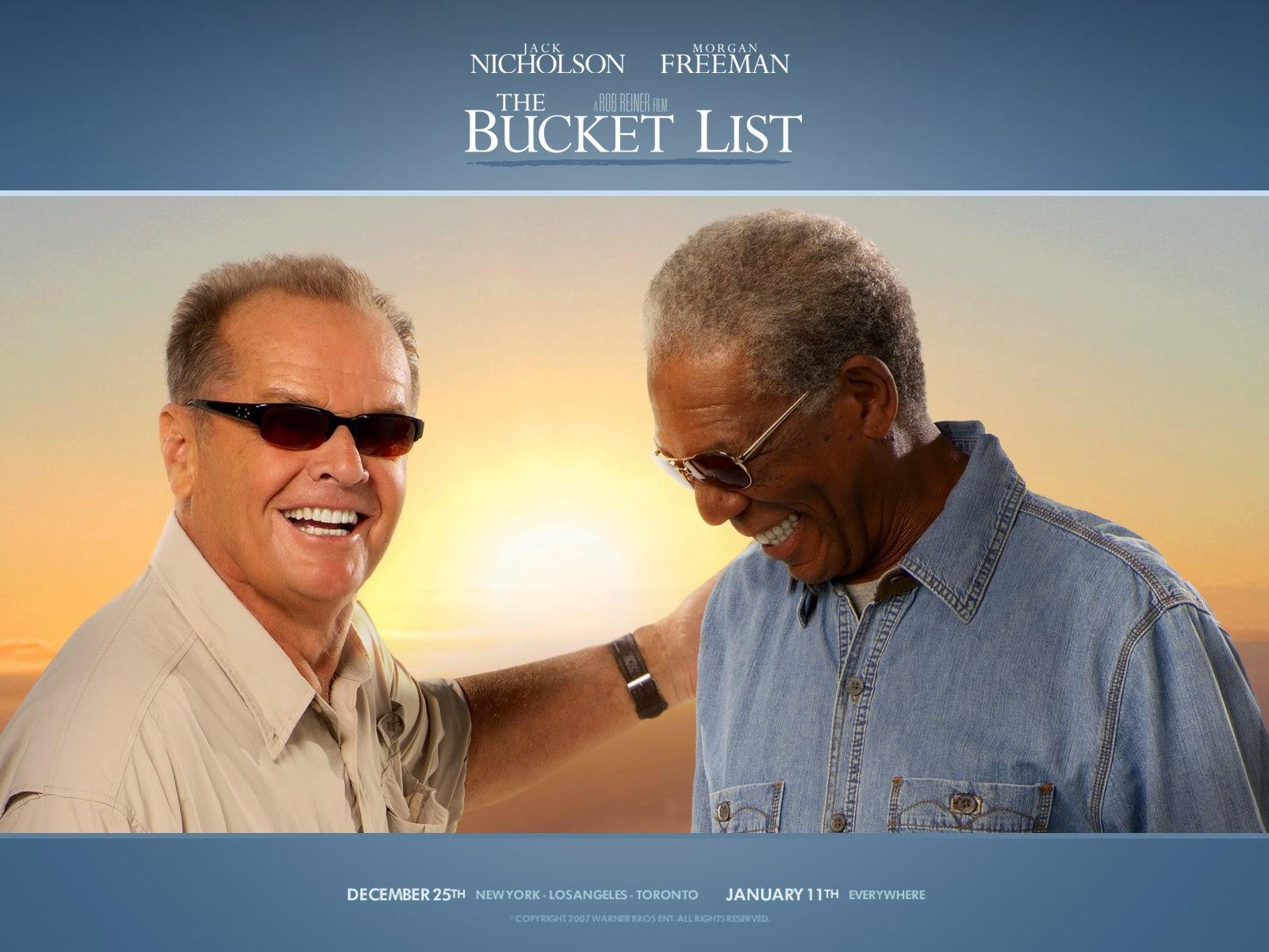 the bucketlist