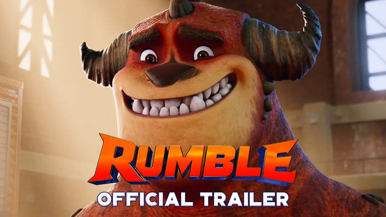 Rumble movie