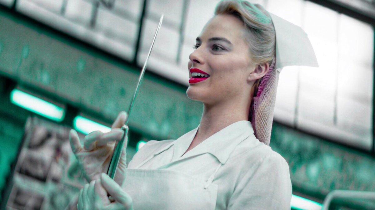 Isn't Margot Robbie so beautiful?