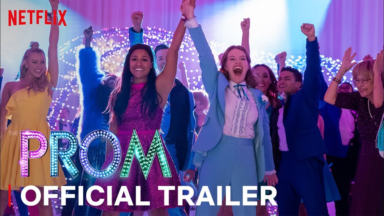 Ryan Murphy's The Prom Trailer