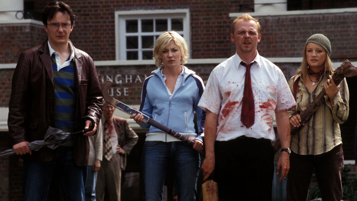 This scene in Shaun of the Dead is really awesome!!