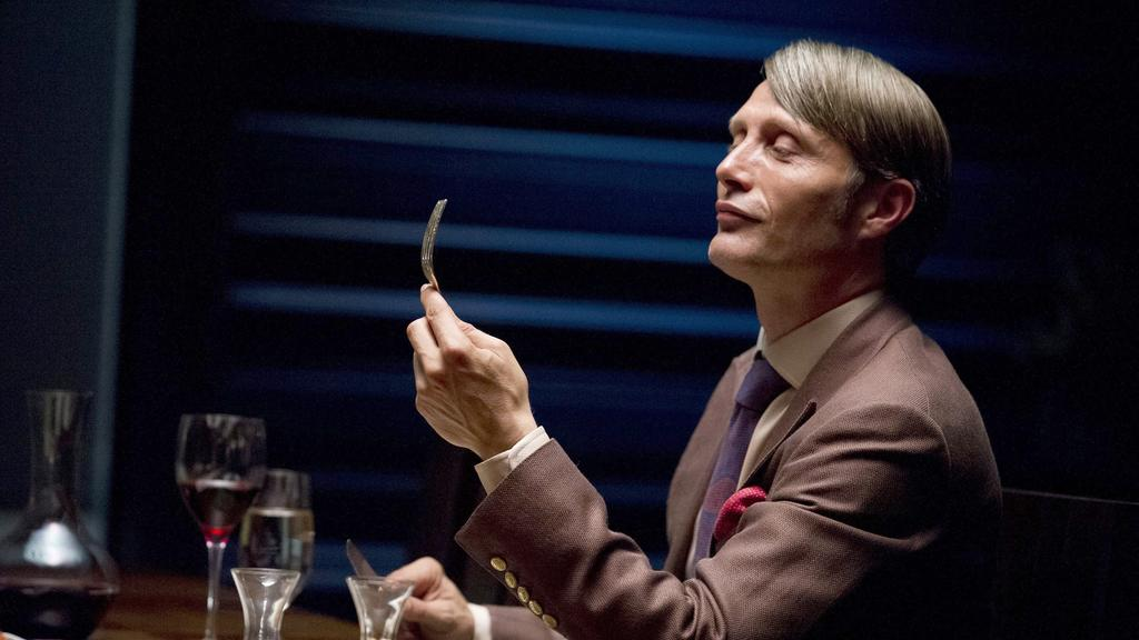 do you know what hannibal is eating