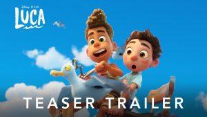 Disney luca trailer
