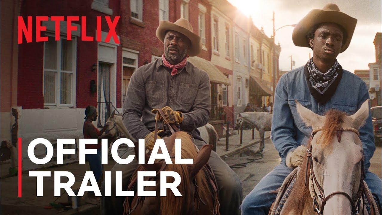 Concrete Cowboy Trailer
