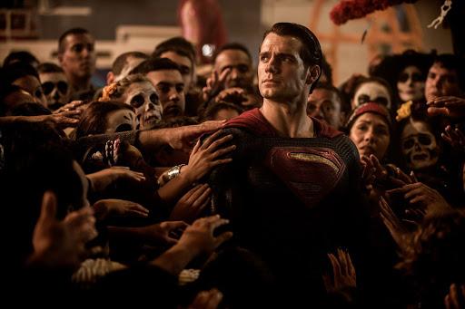 superman is god